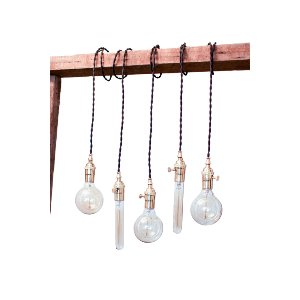 The Edison: Industrial Pendants