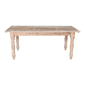 The Brentwood: Sweetheart Natural Table