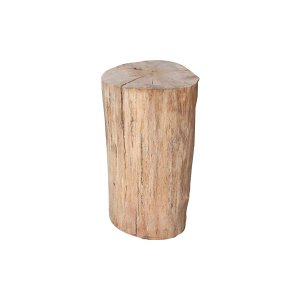 The Woodend: Stump Side Table