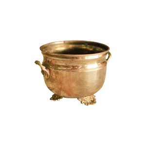 The Karlin: Brass Pot
