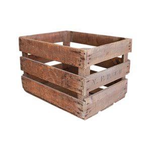The Mac: Wood Crates