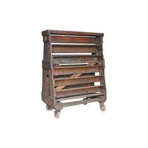 The Richmond: Wooden Cart
