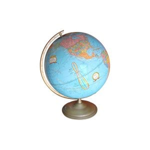The Kirby: Midcentury Globe