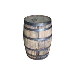 The Garrisons: Antique Wine/Whiskey Barrels
