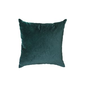 The Aspen: Emerald Velvet Pillows