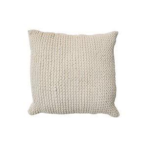 The Marcia: Cream Floor Pillow