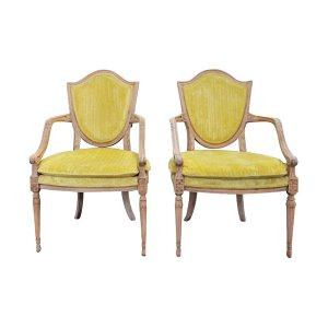 The Ellicotts: Yellow Chairs