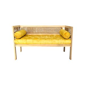 The Brooks: Marigold Settee