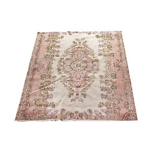 The Daphne: Blush Turkish Rug