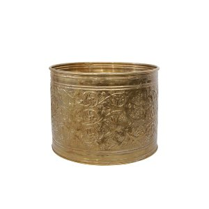 The Maia: Brass Pot