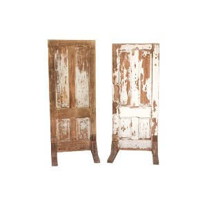 The Sweet Root Doors Set: Antique Wood Doors