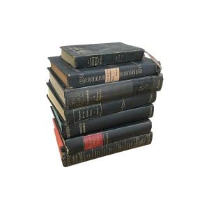The Ravens: Black Vintage Books