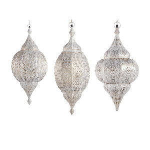 The Jasmines: Moroccan Lanterns