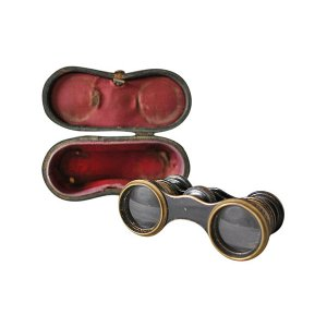 The Carmen: Vintage Opera Glasses