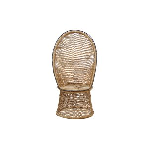 The Juniper: Rattan Wicker Chair
