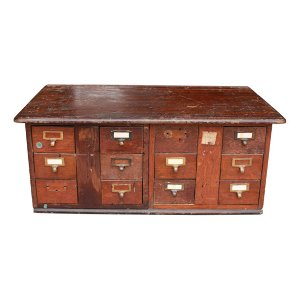 The Charles : Card Catalog