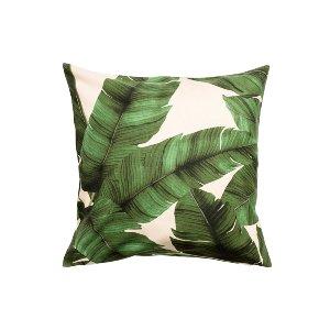 Palm Print Pillows