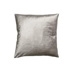 The Rain: Pewter Velvet Pillows