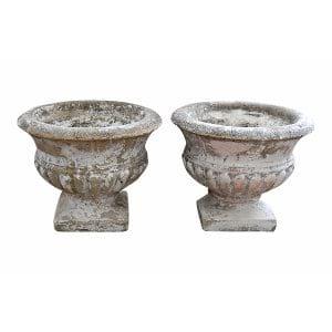 The Achilles: Concrete Urns