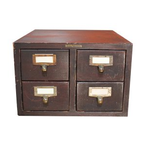 The Devin : Card Catalog