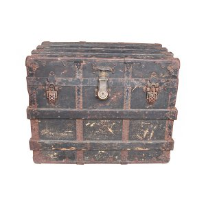 The Rowe: Steamer Trunk
