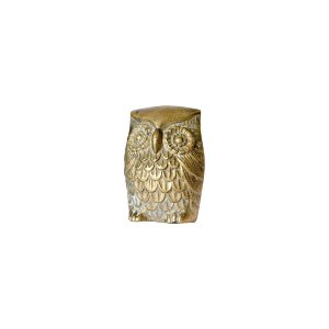 The Oliver: Brass Owl