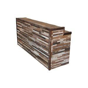 The Lamont: Reclaimed Wood Bar