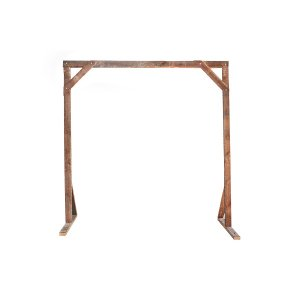 The Betsy: Reclaimed Wood Truss