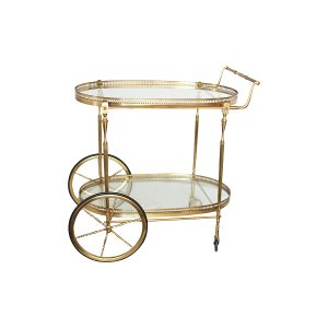 The Anderson : Bar Cart