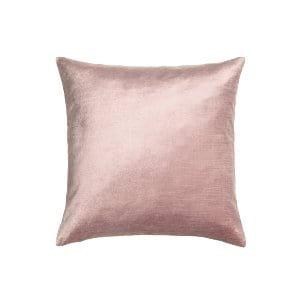 The Flora: Blush Velvet Pillows
