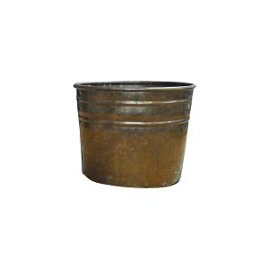 The Rhea: Small Bronze Pot