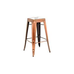 The Pennys: Copper Bar Stools