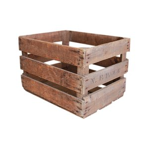 The Mac : Wood Crates
