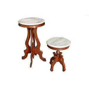 The Hugos: Victorian Side Tables