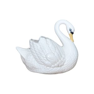 The Odette: Porcelain Swan