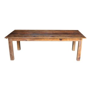 The Classic Reclaimed Wood Farm Tables
