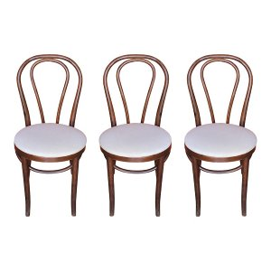 The Seine: Bentwood Chairs
