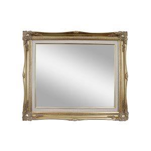 The Savannah: Medium Gold Mirror