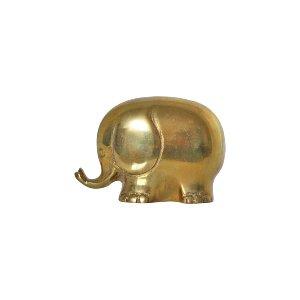 Ellie Brass Elephant