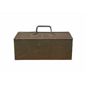 The Ace: Vintage Metal Toolbox
