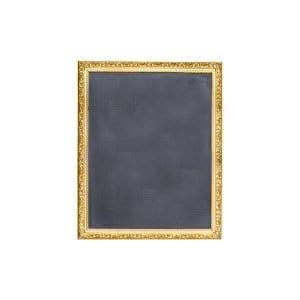 The Covington: Large Gold Chalkboard