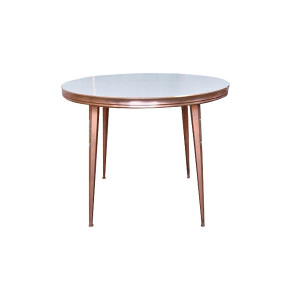 The Embassy: Mid-Century Round Table