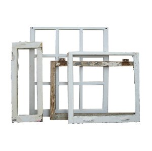 The Cinders: Assorted Window Frames