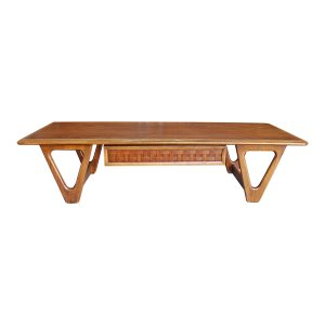 The Draper : Midcentury Coffee Table
