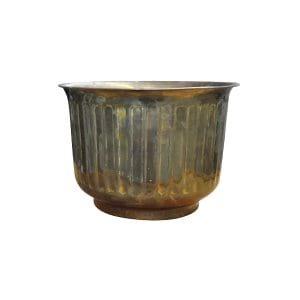 The Remus: Large Bronze Pot