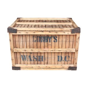 The Corby: Wood Crate