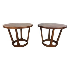 The Pearsalls: Midcentury Side Tables