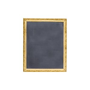 The Covington Large Gold Chalkboard