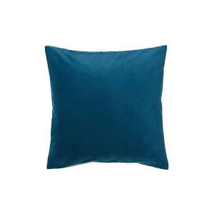 The Eurasian: Velvet Teal Pillow