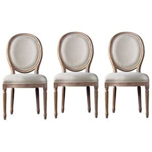 The Roux: Louis Chairs